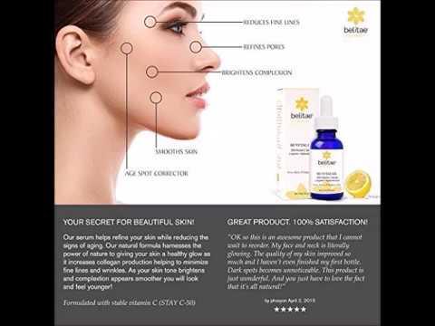 Pampaputi facial cosmetic langis