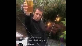 Liam Gallagher   Shockwave (New Single, Instagram Reveal)