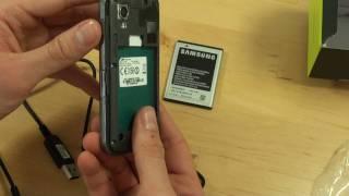 Samsung S5830 Galaxy Ace Test Erster Eindruck