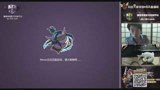 MOON Warcraft 3 06/21/2016 stream vod