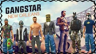 GANGSTAR NEW ORLEANS - Cloths, Costumes & Outfits Customization