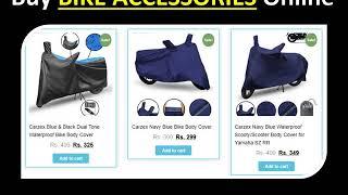 Buy BIKE ACCESSORIES Online