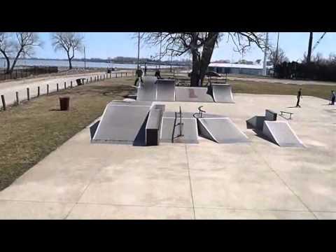 Colin Sandusky Skate Park