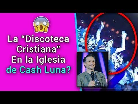 "La ""Discoteca Cristiana"" en la Iglesia del Pastor Cash Luna. INCREIBLE?!!"
