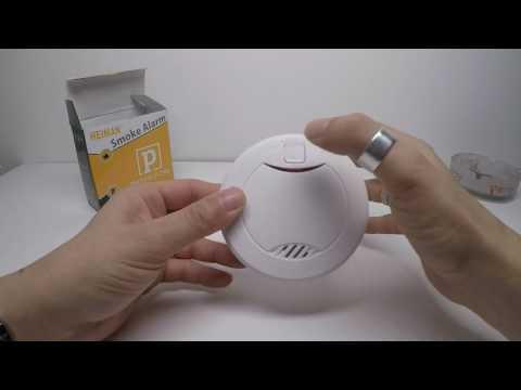 Heiman® HM 626PHS   Rilevatore di fumo (recensione ITA)