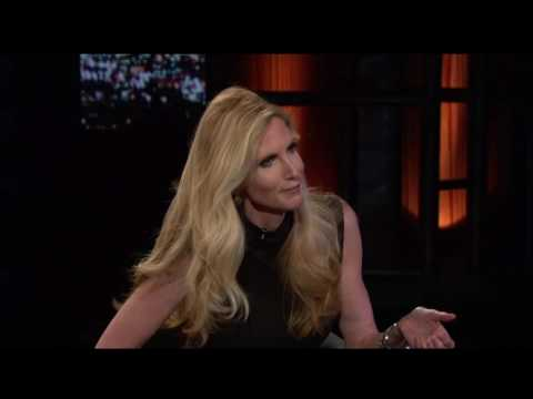 Ann Coulter: In Trump We Trust   Real Time with Bill Maher (HBO)