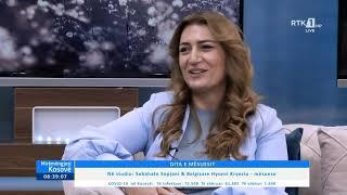 Mysafiri i Mëngjesit - Sebahate Sopjani & Belgizare Hyseni Kryeziu 07.03.2021