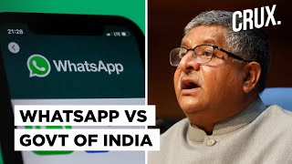 WhatsApp Sues Indian Govt But IT Ministry Hits Back, Claims US, UK & Other Countries Seek More Data