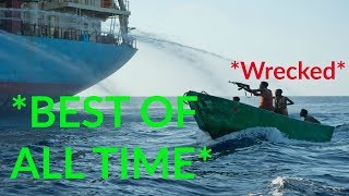 Americans And Russians Against Somali Pirates 2018 Instant Karma