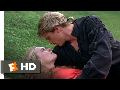 The Princess Bride (6/12) Movie CLIP - As You Wish (1987) HD