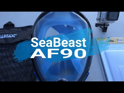 SeaBeast AF90 Full Face Mask Review