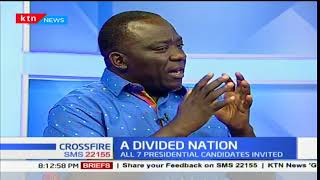 Crossfire:A divided nation-NASA doesn't recognize Oct 26th elections part two