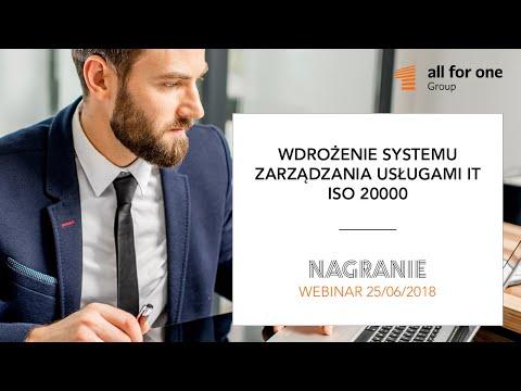 Wdrożenie Systemu Zarządzania Usługami IT (ISO 20000/ITIL)
