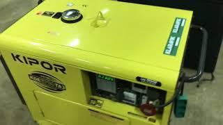 kipor diesel generator not starting - मुफ्त
