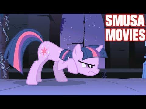 MLP FIM CZ PARODY 8-My Little Pony CZ Parody S01 E02 část 4/4