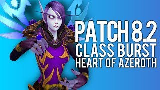 BFA ESSENCE GUIDE for Patch 8 2 (Heart of Azeroth Essences