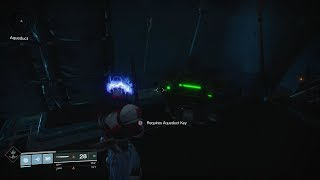 Destiny 2 - Aqueduct Raid Chest Location (Aqueduct Key Required) - Leviathan Raid