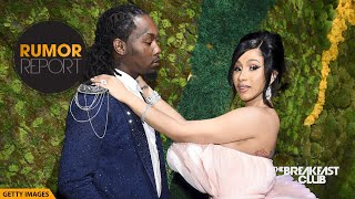 Cardi B Admits To Wanting An Amicable Divorce From Offset