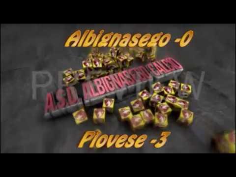 Preview video Albignasego-Piovese 0-3 (2^ test di preparazione al campionato)