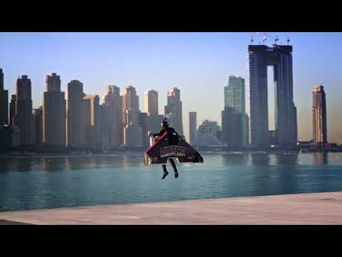 Hitting the Skies of Dubai in a Jetpack