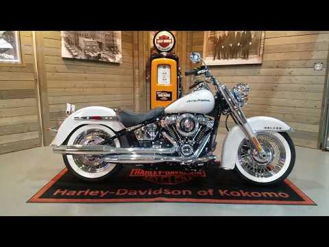 2020 Harley-Davidson Deluxe in Kokomo, Indiana - Video 1