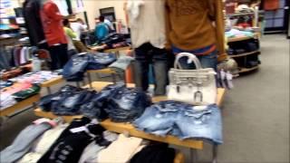 США. Магазин Buckle - модная молодежная одежда