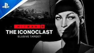 PlayStation Hitman 3 - The Iconoclast Elusive Target | PS5, PS4 anuncio