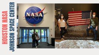 VLOG   NASA'ya gittik!!! @NASA Johnson Space Center, Houston, TX