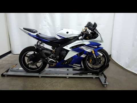 2014 Yamaha YZF-R6 in Eden Prairie, Minnesota - Video 1