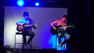 The Anthem   Draw you over live acustico 10 02 13