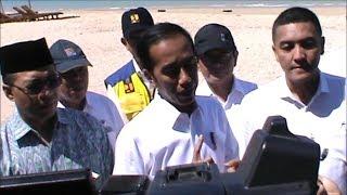 Presiden Jokowi Pastikan Sirkuit Mandalika Rampung di 2020