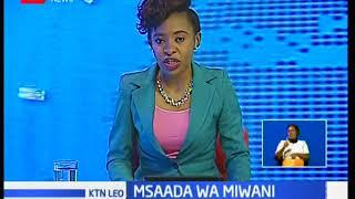 Kampuni ya bima ya Jubilee imetoa miwani ya bure kwa wanafunzi walio na matatizo mbalimbali ya kuona