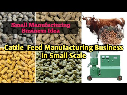, title : 'Cattle  Feed Manufacturing Business in Small Scale | Business Ideas