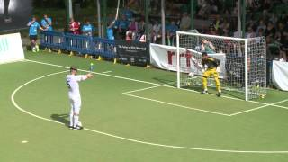 Blind Football European Championships 2015  M26 England V Spain Penalties