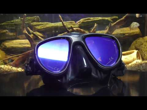 Маска для подводной охоты BS Diver Ghost Video #1
