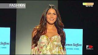 CARMEN STEFFENS Spring Summer 2017 COLOMBIAMODA 2016 - Fashion Channel
