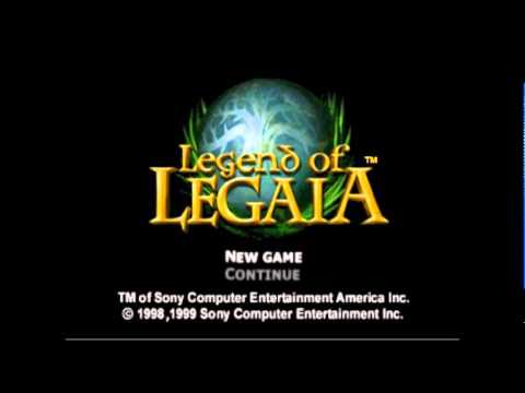 Legend of Legaia OST 04 - Voz Forest.