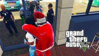 GTA 5 CHRISTMAS MOVIE
