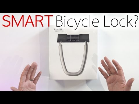 Smart Bicycle Lock? – Ellipse by Lattis