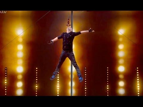 Alex Magala Britain's Got Talent Semifinals. (видео)