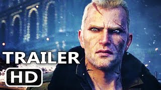PS4 - Left Alive Gameplay Trailer (2018)