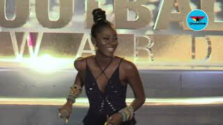 Cina Soul Wows Patrons Of 2019 Ghana Football Awards