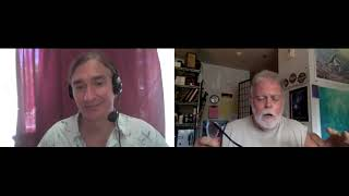 Show # 105- 11-7-2020 Dr. Stephen Ezra West with Jason