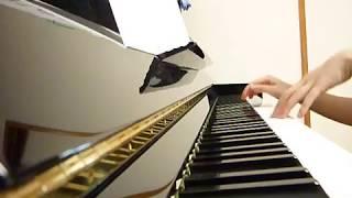 【ピアノ・ソロ】夜明けの孤独:平手友梨奈〔欅坂46〕(24thコスメ CM曲)