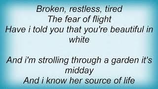 Antiskeptic - Beautiful In White Lyrics