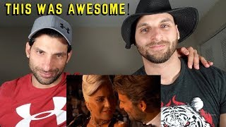 Lady Gaga, Bradley Cooper - Shallow (Live From The Oscars) REACTION