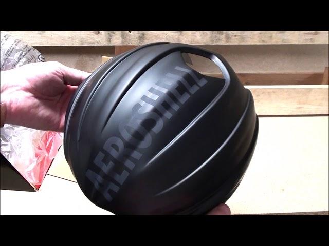 Видео Шлем Lazer Blade+ черный