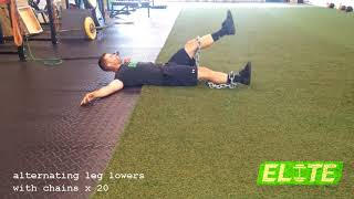 Try these 3 CORE exercises to develop Pillar Core Strength