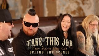 Moonshine Bandits - Take This Job (feat. David Allan Coe) [Behind the Scenes]