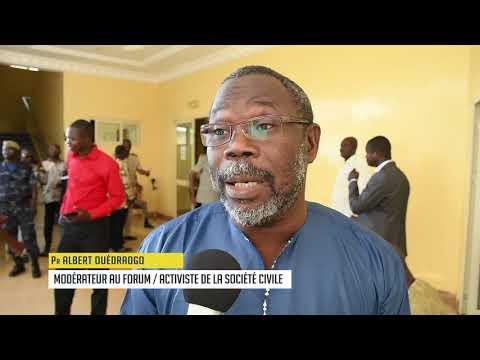 Renforcer la sécurité intérieure du Burkina Faso